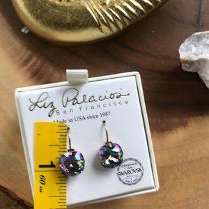 Liz Palacios Jewelry - Crystal earrings
